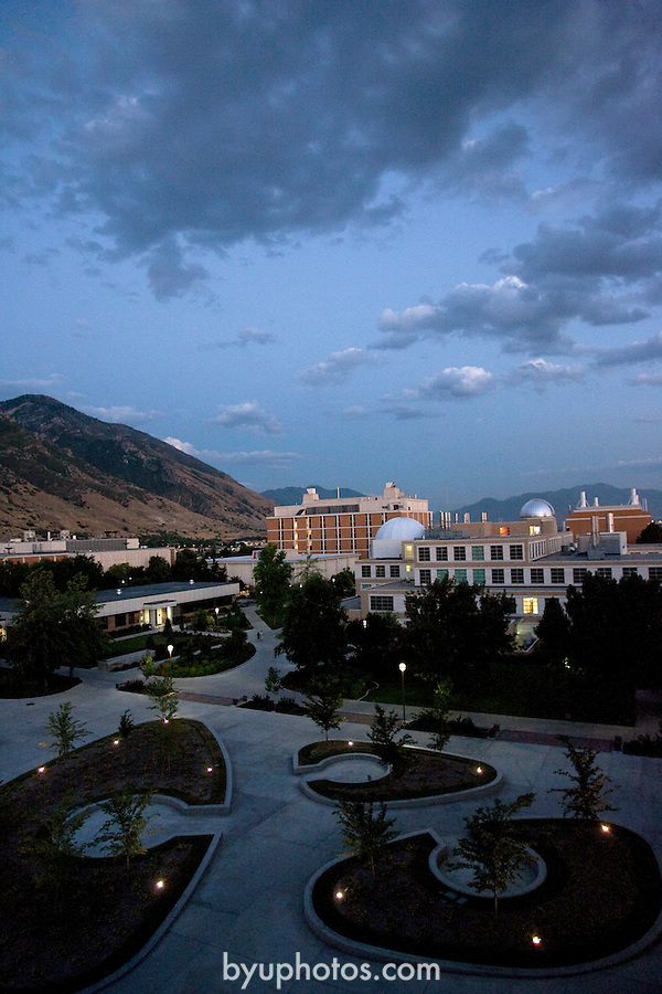0608-32 GCS JFSB/Science Buildings..August 1, 2006..Photo by Steve Walters/BYU..Copyright BYU Photo 2006.All Rights Reserved.photo@byu.edu   (801)422-7322