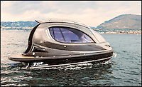 Sci-fi runabout for superyachts.