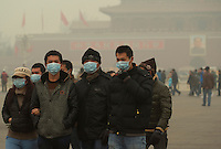 Pollution, Beijing