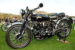 "1952 Vincent Series ""C"" Black Shadow: Don Bradley"