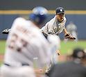 MLB: Milwaukee Brewers vs New York Yankees