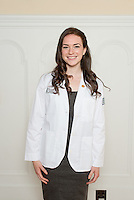 Meghan Breen. Class of 2017 White Coat Ceremony.