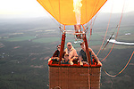 20100510 MAY 10 CAIRNS HOT AIR BALLOONING