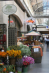 Oak Hill Farm and produce market at Ferry Building