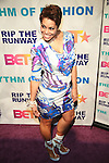 BET's April Woodard attends BET'S RIP THE RUNWAY 2011 Hosted by MEHCAD BROOKS AND SELITA EBANKS AT THE <br />