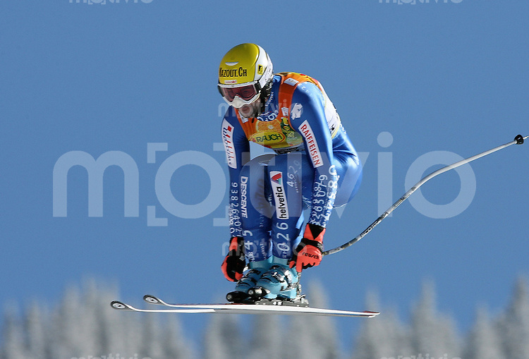 Ski Alpin; Saison 2006/2007   Herren Abfahrt Didier Defago (SUI)
