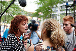 Wall Street - Occupy Wall Street protest in New York - Highlights Sept 27