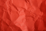 red paper background - Crumpled<br /> full page<br /> XXXL file
