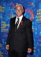 WEST HOLLYWOOD, CA - SEPTEMBER 24: Greg Louganis attends the Los Angeles LGBT Center's 47th Anniversary Gala Vanguard Awards at Pacific Design Center on September 24, 2016 in West Hollywood, California. (Credit: Parisa Afsahi/MediaPunch).