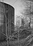 The water tower and power plant for Letchworth Mental Institution in Haverastraw New York