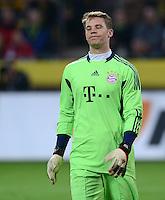 FUSSBALL   1. BUNDESLIGA   SAISON 2011/2012   30. SPIELTAG Borussia Dortmund - FC Bayern Muenchen            11.04.2012 Torwart Manuel Neuer (FC Bayern Muenchen)