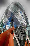 The Gherkin, London, UK
