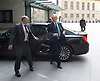 Andrew Marr Show <br /> arrivals <br /> BBC, Broadcasting House, London, Great Britain <br /> 19th March 2017 <br /> <br /> Tony Blair <br /> ex-Prime Minister arriving for the Andrew Marr Show <br /> <br /> Photograph by Elliott Franks <br /> Image licensed to Elliott Franks Photography Services