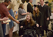 Bentonville High Gateway and Special Education graduates