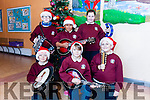Pupils from Scoil Ísogáin, Ballybunion played music at their school concert yesterday (Wednesday). Pictured front l-r were: Stephen Meaney, Avan O'Connor and Alex Galvin. Back l-r were: Oliver Bennett, Saoirse Mulvihill and Abbey Buckley.