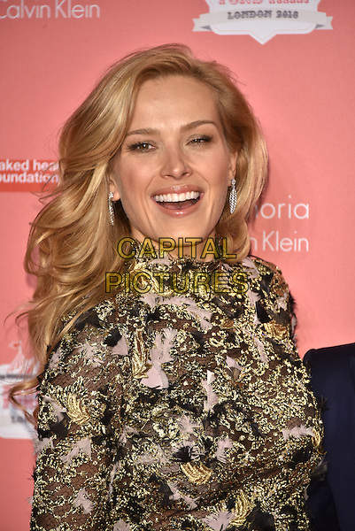 Petra Nemcova<br /> arrivals at London's Fabulous Fund Fair 2016 in aid of the Naked Heart Foundation at Old Billingsgate Market on 20th February 2016.<br /> CAP/PL<br /> &copy;Phil Loftus/Capital Pictures