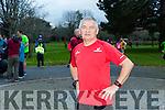 John Conway who has done 81 of the 100 park runs so far