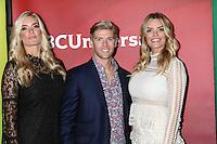Ashley Wirkus, Kyle Cook, Lauren Wirkus<br /> at the NBC/Universal Cable TCA Winter 2017, Langham Hotel, Pasadena, CA 01-17-17<br /> David Edwards/DailyCeleb.com 818-249-4998