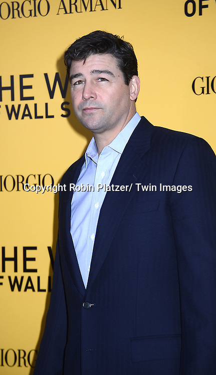 """Kyle Chandler attends the US Premiere of """"The Wolf of Wall Street"""" at the Ziegfeld Theatre in New York City on December 17, 2013."""