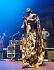 AfroCubism<br /> performing live at The Royal Albert Hall, London, Great Britain <br /> 27th June 2011<br /> <br /> Bassekou Kouyate<br /> <br /> Photograph by Elliott Franks