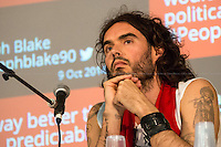 "09.10.2014 - ""People's Assembly Question Time with Russell Brand"""