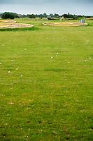 Golf Range, Britain - Jun 2014