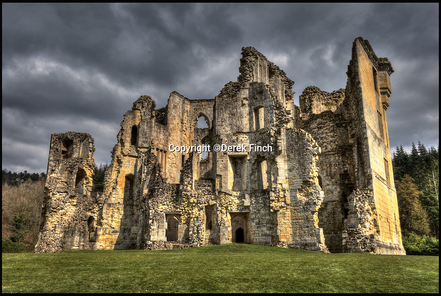 BNPS.co.uk (01202 558833)Pic: DerekFinch/BNPS<br /> Old Wardour Castle near Tisbury was built in the 14th century but badly damaged during the Civil War.<br /> <br /> The hidden locations of hundreds of historic ruins and forgotten relics have been revealed in the first ever guide to Britain's crumbling past.<br /> <br /> Author Dave Hamilton has spent more than three years travelling the length and breadth of the country chronicling little-known and hard-to-find remains of abandoned castles, churches, settlements and industrial works.<br /> <br /> His new book, Wild Ruins, lifts the lid on more than 250 haunting sites nationwide in a bid to reconnect people with the country's history.