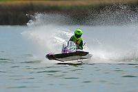 Erin Pittman catches air in Moses Lake, Washington.