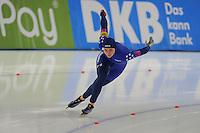 SPEEDSKATING: BERLIN: Sportforum Berlin, 27-01-2017, ISU World Cup, 1000m Ladies A Division, Heather Bergsma (USA), ©photo Martin de Jong