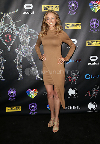 BEVERLY HILLS, CA - April 20: Kristanna Loken, At Artemis Women in Action Film Festival - Opening Night Gala At The Ahrya Fine Arts Theatre In California on April 20, 2017. Credit: FS/MediaPunch