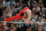 30/07/2012 - Mens Artistic Team Gymnastics - North Greenwich Arena - London