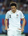 EM Fotos Fussball Europameisterschaft 2008 Viertelfinale: Spanien - Italien