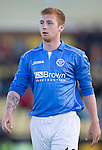 St Johnstone FC.. 2014-2015 Season<br /> Liam Caddis<br /> Picture by Graeme Hart.<br /> Copyright Perthshire Picture Agency<br /> Tel: 01738 623350  Mobile: 07990 594431