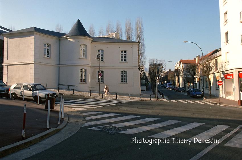 1995-1999; Issy les Moulineaux; Centre Ville