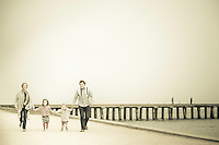 Schwind Family Portraits | Crissy Field San Francisco