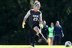 12 November 2016: North Carolina's Lindsey Harris. The University of North Carolina Tar Heels played the Liberty University Flames at Fetzer Field in Chapel Hill, North Carolina in a 2016 NCAA Division I Women's Soccer Tournament First Round match. UNC won the game 3-0