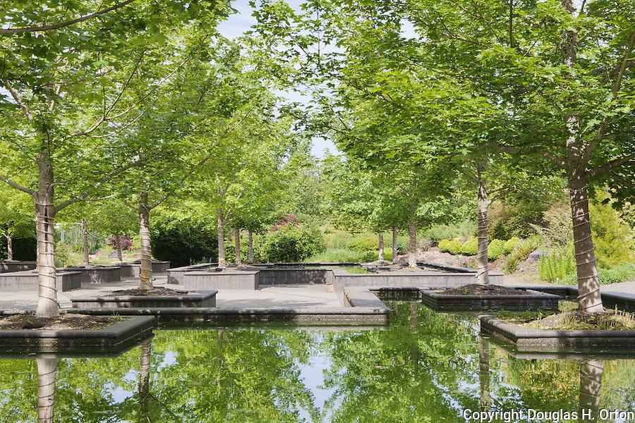 Oregon Gardens Water Garden | Douglas Orton Imaging