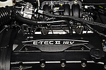 Bangkok, March 29, 2011. Bangkok Motor Show - Chevrolet E-Tec II 16 valve engine