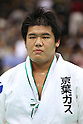 Daiki Kamikawa (JPN), .May 13, 2012 - Judo : .All Japan Selected Judo Championships, Men's 100kg class Victory Ceremony .at Fukuoka Convention Center, Fukuoka, Japan. .(Photo by Daiju Kitamura/AFLO SPORT) [1045]
