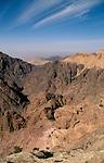 Jordan, mountains near Petra&amp;#xA;<br />