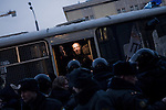 Opposition Protests in Moscow - march 2012