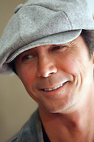 3 March 2007: Celebrity actor Lou Diamond Phillips  arrives at the World Poker Tour Invitational for the fifth annual tournament at the Commerce Casino in Los Angeles, CA.