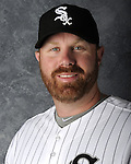 GLENDALE, AZ - MARCH 03:  Adam Dunn of the Chicago White Sox poses for his official team headshot during photo day on March 3, 2012 at The Ballpark at Camelback Ranch in Glendale, Arizona. (Photo by Ron Vesely)   Subject:   Adam Dunn