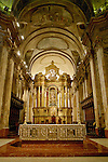 Main Chapel, Altarpiece and the Pulpits (1785), Buenos Aires Metropolitan Cathedral