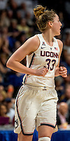 03-06-17 AAC Tournamnet.  MVP Katie Samuelson [#33] after knocking down her 10th straight three pointer in amassing 40 points in 28 minutes in defeating USF, 100-44 in the finals.