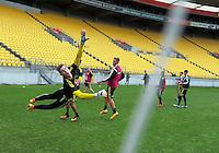 161007 A-League Football - Wellington Phoenix Captain's Run