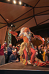 New Zealand, North Island, Wellington, fashion show for WOW World of Wearable Art. Photo copyright Lee Foster. Photo #126669