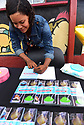 """Megan Braden-Perry celebrates her new book """"Crescent City Snow"""" at Stop Jockin' Sno-Ball Stand in the 7th Ward"""