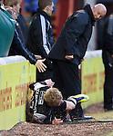 261111 Motherwell v Dundee Utd