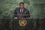 Address by His Excellency Hage Geingob, President of the Republic of Namibia <br /> <br /> <br /> General Assembly Seventy-first session 10th plenary meeting<br /> General Debate